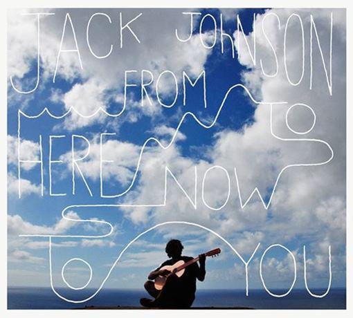 Finalmente, finalmente, tem algo de diferente no novo disco de Jack Johnson.